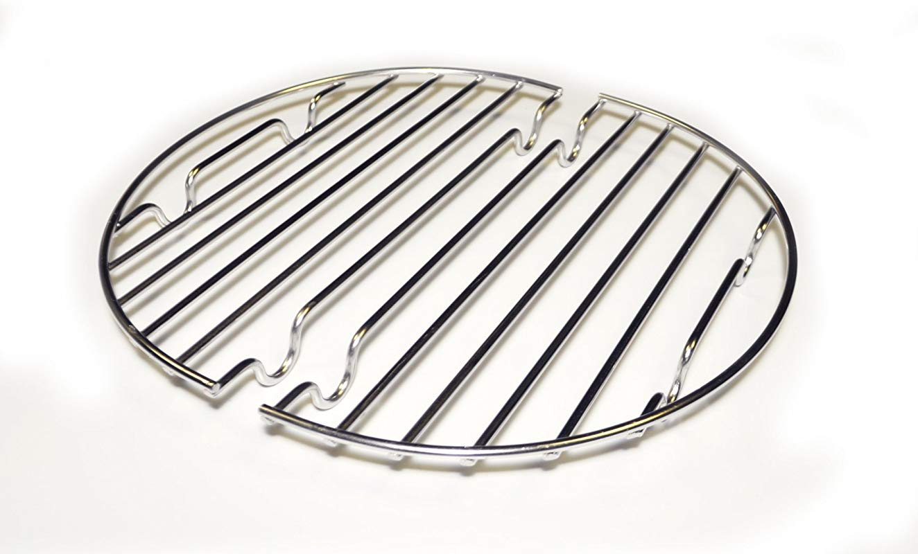 CanCooker Inc RK 003 Can Cooker Rack Round Silver
