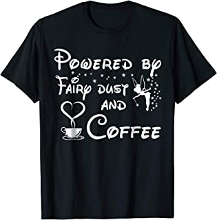 powered by fairydust and coffee