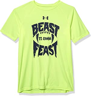 Under Armour Boys' Tech Beast Gonna Feast Short Sleeve T-Shirt