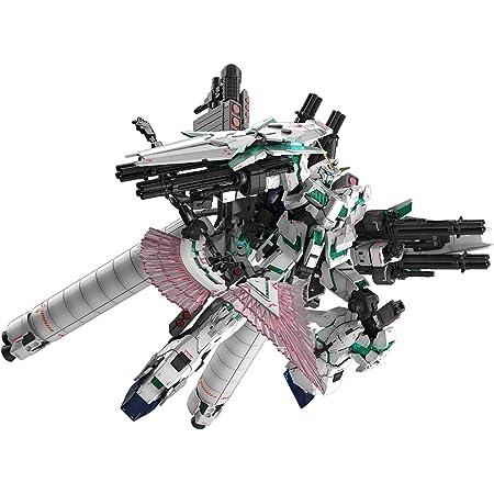 RG 機動戦士ガンダムUC フルアーマー・ユニコーンガンダム 1/144スケール 色分け済みプラモデル