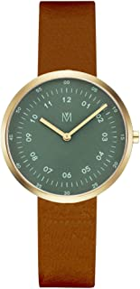 Women's Minimalist Watch with Swiss Movement and Sapphire Glass