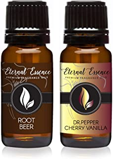 Pair (2) - Dr Pepper Cherry Vanilla & Rootbeer - Premium Fragrance Oil Pair - 10ML