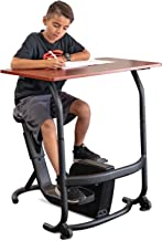 LifeSpan Unity Junior Cherry Bike Desk