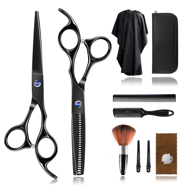 iButliv Max Award-winning store 81% OFF Hair Cutting Scissors 10Pcs Salon 6.7