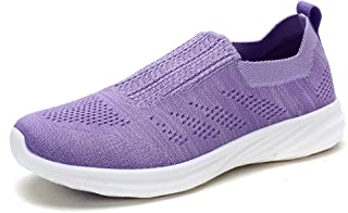 DREAM PAIRS Women's Slip on Walking Shoes