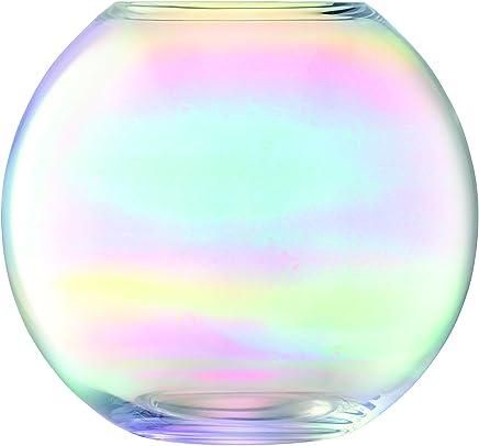 LSA International 珍珠花瓶 珍珠母 珍珠母 H24cm G1161-24-916