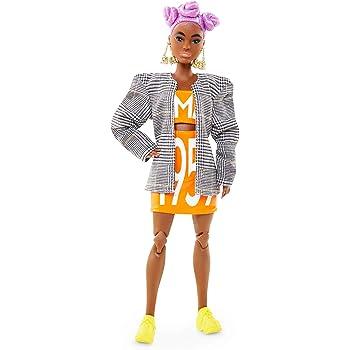 jouet collector Barbie Signature poup/ée de collection BMR1959 articul/ée GNC46