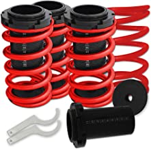 Adjustable Coil Over Sleeve Coilover Springs Lowering Scaled Suspension Kit fit for 1990 1991 1992 1993 1994 1995 1996 1997 Mazda Miata