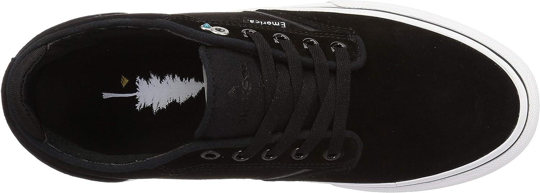 Emerica Mens Dickson Low Top Vulc Skate Shoe