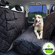 tapiona xl dog seat cover