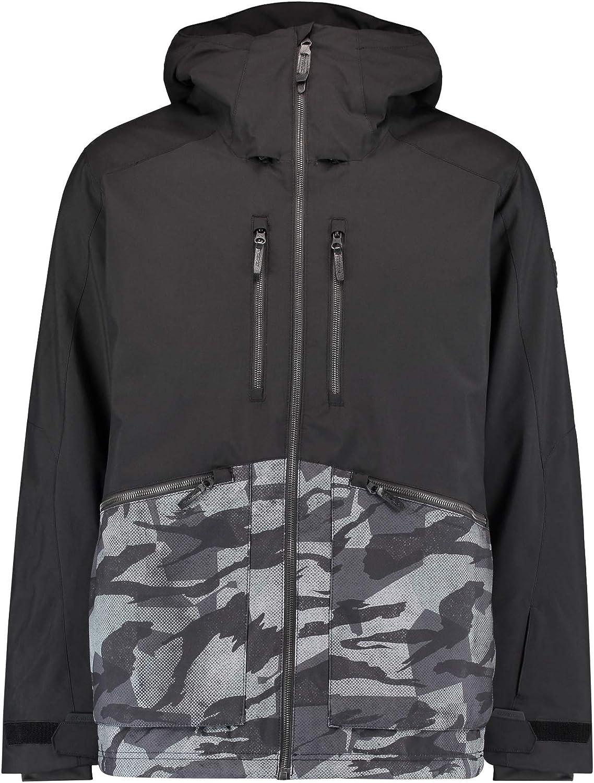 O'Neill Snow Mens Texture Jacket P.70 : Clothing