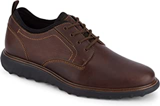 Mens Armstrong Leather Smart Series Dress Casual Oxford Shoe