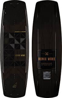 Ronix 2018 Darkside Wakeboard - 139.5CM - UP to 185 LBS - Blank Wakeboard Only