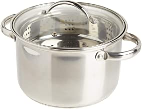 Norpro 4-Quart Steamer Cooker, 3 Piece Set