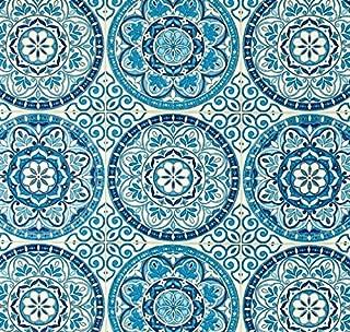 bohemian upholstery fabric