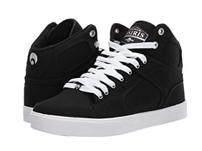 Osiris NYC83 VLC DCN (Black/Silver) Men