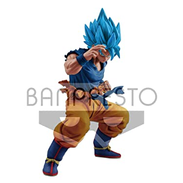 Dragon Ball- Figurine Super Saiyan God Son Goku se Defendant 20cm (Nintendo Switch)