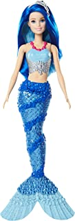 Barbie FJC92 dreamtopia mermaid doll asst , Multicolor