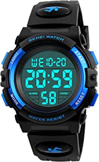 Kids Watch Boys Sports Waterproof Led Digital Watches With Alarm Wrist Watch For Boys Girls Childrens
