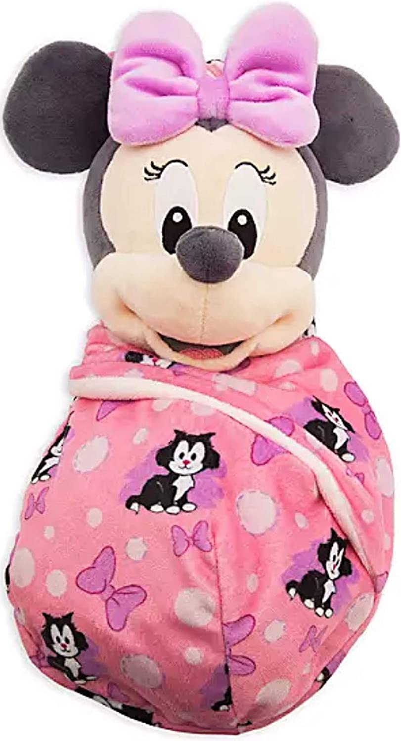 Disney Parks Exclusive - Plush Pillow Blanket At the price Charlotte Mall Baby in Pouch Mi