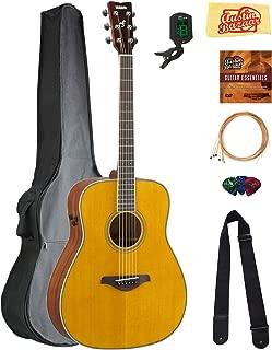 Best yamaha transacoustic guitar Reviews