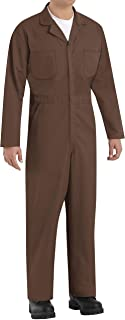 Red Kap mens CT10BN Work Utility Coveralls (pack of 1)