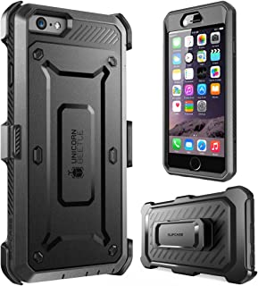 SUPCASE iPhone 6 / 6S Unicorn Beetle Pro Rugged Holster Kılıf