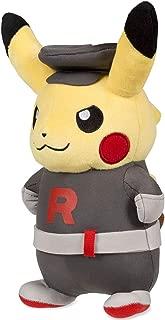 Pokemon POKÉ Plush Standard Costume Pikachu/Team Rocket
