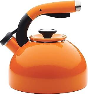 Circulon 46840 Teakettles, 2 quart, Orange