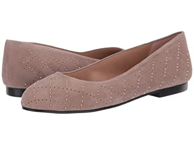 French Sole Expo (Taupe Suede) Women