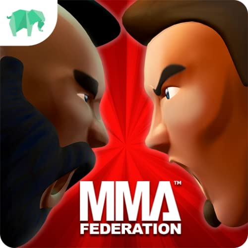 MMA Federation: Mixed Martial Arts Card Battler Game - Free Online PvP Tournament