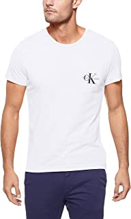 Calvin Klein Jeans Men's Monogram Pocket Slim T-Shirt