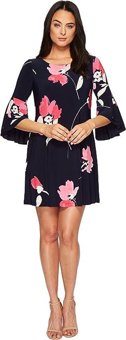 LAUREN Ralph Lauren - Tycenda Galleria Floral Matte Jersey Dress