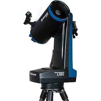 "Meade Instruments 228001 Lx65 5"" Maksutov-Cassegrain Computerized Telescope with AudioStar"