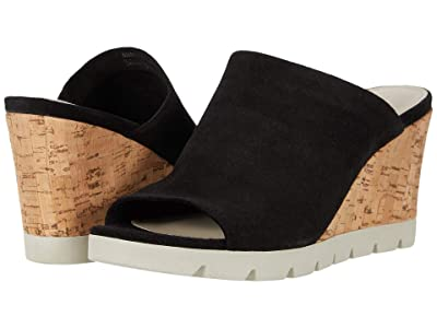The FLEXX Be Happy (Black Suede) Women