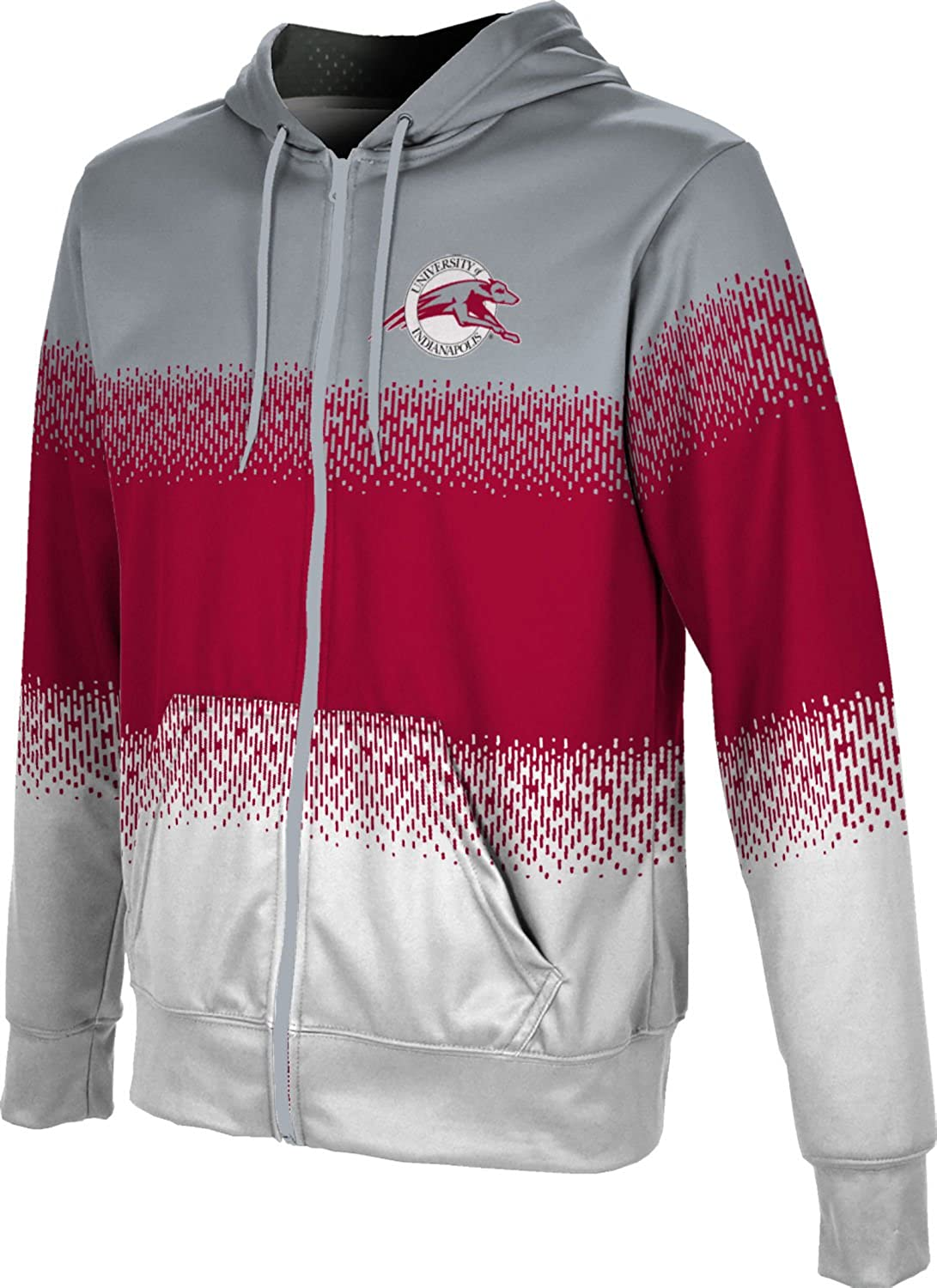 Max 68% OFF Year-end annual account ProSphere University of Indianapolis Zipper Hoodie School Boys'