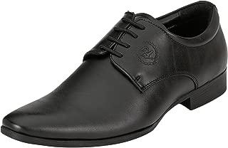 San Frissco Men's Sneakers-8 UK/India (42 EU) (EC 9914 Black-8)