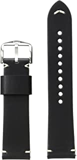 Fossil 22mm Leather Watch Band