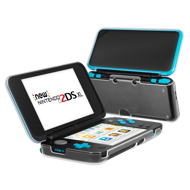 Funda para Nintendo New 2DS XL, Keten Carcasa Rígida Preotectora Ultra Transparente Cobertora Para la 2017 Nintendo New 2DS XL: Amazon.es: Electrónica