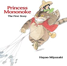Princess Mononoke: The First Story: The First Story