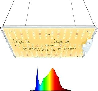 Spider Farmer Grow Light SF-600 LED Grow Light با تراشه های سامسونگ LM301B Sunlike Full Spectrum Groing Lamp گیاهان چراغ برای گیاهان و گیاهان داخلی