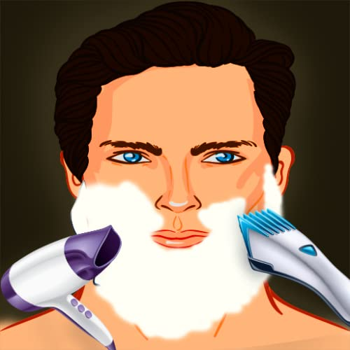 Drunken Shaving Barber Hair Beauty Salon : The beard cut removal dangerous makeover - Free Edition