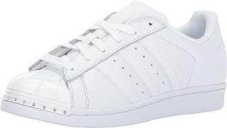 adidas Originals Women's Superstar Metal Toe W Skate Shoe