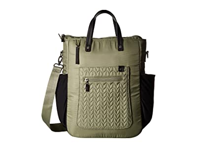 Sherpani Soleil LE Travel Tote (Willow) Tote Handbags