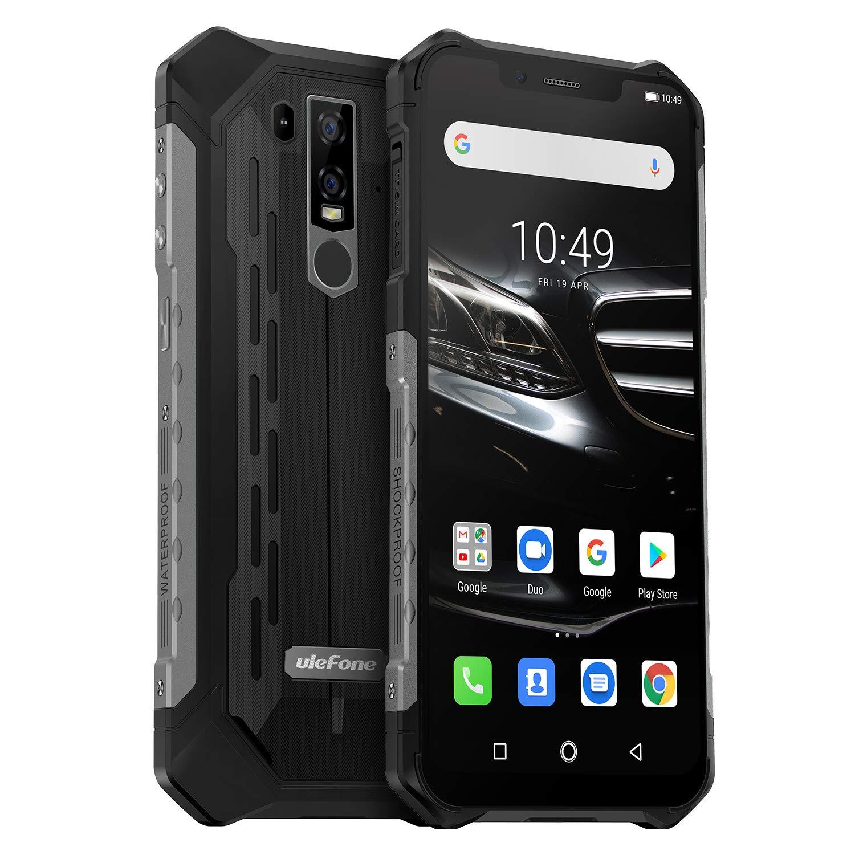 Ulefone Armor 6E Smartphone Libre IP68 / IP69K Dual Sim Pantalla ...