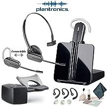 $289 » Plantronics CS540 Convertible Wireless Headset Bundle with SAVI HL10 Handset Lifter