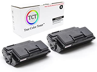 TCT Premium Compatible Toner Cartridge Replacement for Xerox 106R01371 Black High Yield Works with Xerox Phaser 3600 Printers (14,000 Pages) - 2 Pack