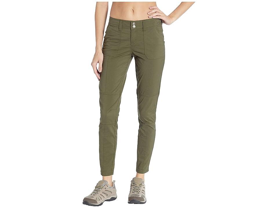 Prana Essex Pants (Cargo Green) Women