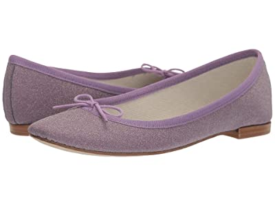 Repetto Cendrillon Textile (Lilas Purple) Women