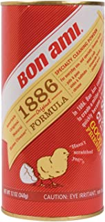 Bon Ami 1886 Formula - 12 oz (Pack of 2)